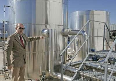 Nuevas plantas de desalinización por energía solar
