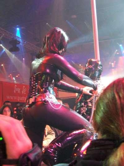 Industria erótica brasileña espera facturar 377,3 millones