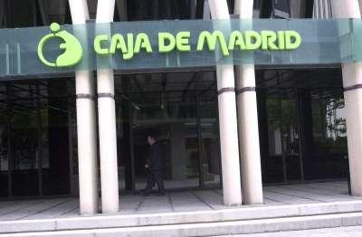 Se producen roces y  problemas por el control de Caja Madrid